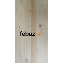 Pannello Monostrato Di Abete Spessore 18mm Da 40cm